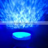American Best Seller Nursery Night Light Blue Ocean Waves Daren Waves Projector Night Light