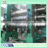 low invest high profitability tyre recycling machine Three roller rubber calender machine / rubber calender mill