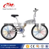 V-BRAKE NEW BMX BICYCLE/BMX bicycle with colorful spokes and alloy rims/price bmx bicycle