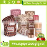 Special Design Cylinder Tube Paper Box Packaging                                                                         Quality Choice