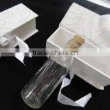 custom made wedding invitations in bottles available with matching boxes for wedding invitation designers, wedding card manufact