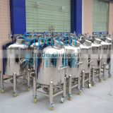1000L bolted steel storage tank/hair loss shampoo tank