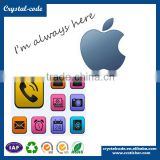 mobile phone led flash sticker on sale - China quality mobile phone