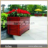 FB003A Arlau beautiful outdoor wooden planter