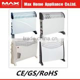 best electric convector heaters wall mounted