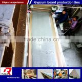 machine manufacturers Gypsum block manufacturing plant /gypsum board production line equipment