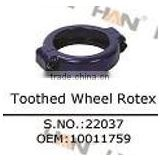 Toothed wheel rotex clamp OEM 10011759 schwing coupling for putzmeister concrete pump spare parts