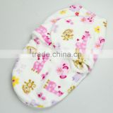 Manufactory walmart alibaba china home textile china supplier baby blanket minky dot
