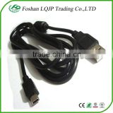 1.8M USB Charger Data charging Cable for PS3 Controller usb charging cable