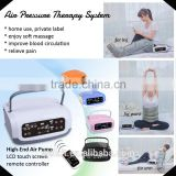 Factory Price Lymphedema DVT Muscle Pain Therapy Electric Air Compressor Pump