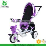 Baby stroller tricycle kids ride on toys, custom cheap kids bicycle child tricycle for kids