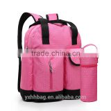 Wholesale diaper bag backpack for baby girl