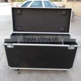 Hot sales! ProX Cases Utility Case w/ Wheels 1/4 plywood w/ Black Laminate4 Casters T-UTI3 made in china