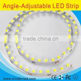 New product high CRI 90 led strip 2835 24V high brigntness 84leds/m