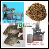 new tech Extruder for Fish Feed Making