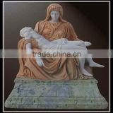 Cheap Chinese grave stone of Pieta Statue