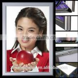 Innovative used outdoor digital signs sale/advertising light box/led poster frame/light frame