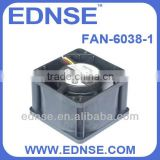 EDNSE cooling system FAN-6038-1 server fan 60*38mm