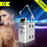 Sanhe SQ-2 Nd: yag laser skin care system/ 2 yag rod q switched nd yag laser tattoo laser