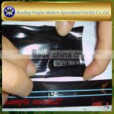 pressure compensating flat emitter tapes for drip irrigation