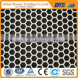 Perforated metal panels / stainless steel sheet / aluminum sheet with various hole shape