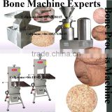 Automatic Complete Processing Machine bone cutting saw Machine Suit Animal Bones Chicken Bone Cow Fish Bone