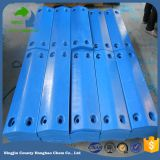 Factory Blue Dock Fender Pad UV Resistance UHMWPE Marine Fender Pad Board Professional Factory Export Cheap Price