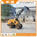 NEWLAND Brand W6FD06 and W6FD08 China telescopic mini wheel loader with low price for sale