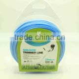 garden tools lawn mower string 1 lb blister packing nylon string grass brush cutter line trimmer line
