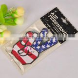 used for car/home/closet/cabinet Wholesale promotional gifts car air freshener oem factory