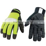 Waterproof reflective Working Gloves