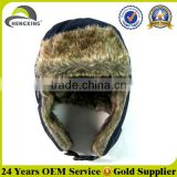 Wholesale Fur Ear Flap Bomber Winter Hats