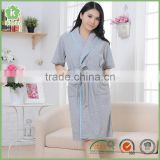 Luxurious Colorful Anti Static Spun Caroset Hotel Bathrobe