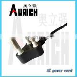 India type power cord travel adaptor plug yuyao joya vde type plug insert pvc power cable