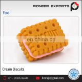 Hot Sale Different Flavor Cream Biscuits at Best Price