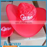 Hot product for promotional women's packable travel custom logo foldable hat