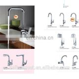 stainless steel automatic sensor faucet