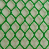 Extruded plastic plain nets plastic flat wire netting