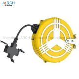 Mini Spring Loaded Retractable Power Cord Reel Small Cable Reel