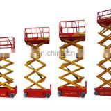 Authorized Distributor New SDGJ1012 Palfinger Small Electric Scissor Lift