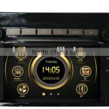 Touch screen dual core wince car MP4 player for Honda Pilot with GPS/Bluetooth/Radio/SWC/Virtual 6CD/3G internet/ATV/iPod/DVR