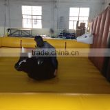 Factory price mechanical bull for adults ride,play mechanical bull machine,inflatable mechanical bull game
