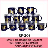 Professional Zodiac Designed Colored Promotion Sublimation Mug for Heated Coffee Mug