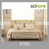 luxury bedroom sets bedding set double bed romantic with wood nightstand