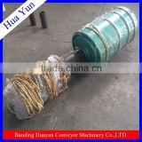 400mm diameter motorized conveyor drum for belt conveyor system