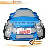 2013 hot product promotion gifts car shape coaster