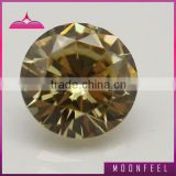 Cubic zirconia attractive color change natural rough diamonds