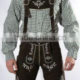 Bundhosen lederhosen,Oktoberfest trachten wear,Kurze lederhose,german hose,leather pants,shorts