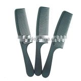 High Quality Hair Fibre Carbon Comb Hair Salon Equipment
