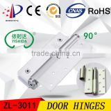 Aluminum Alloy Soft-closing Hydraulic Glass Door Hinge Door Closer